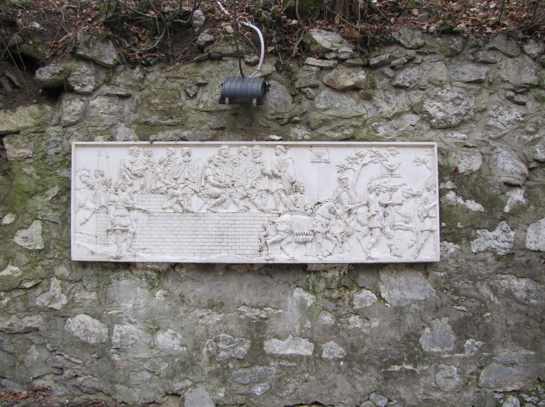 placa granit litere gravate