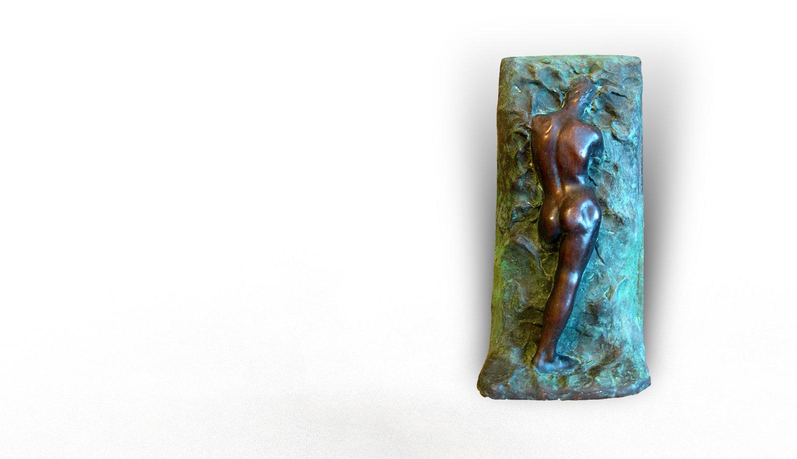 basorelief din bronz