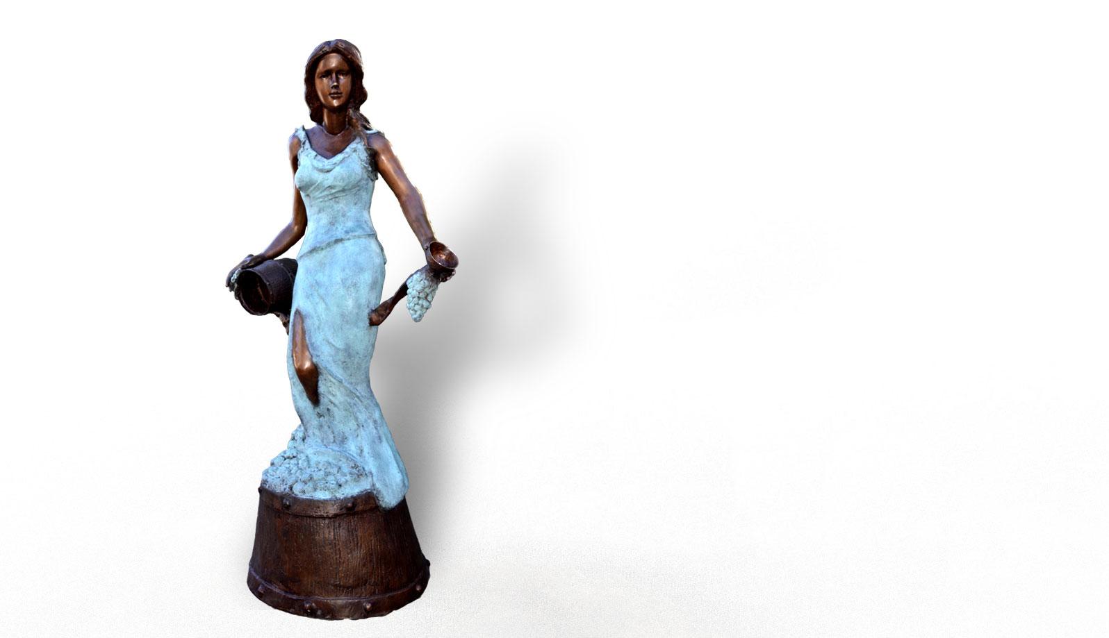 statuie bronz